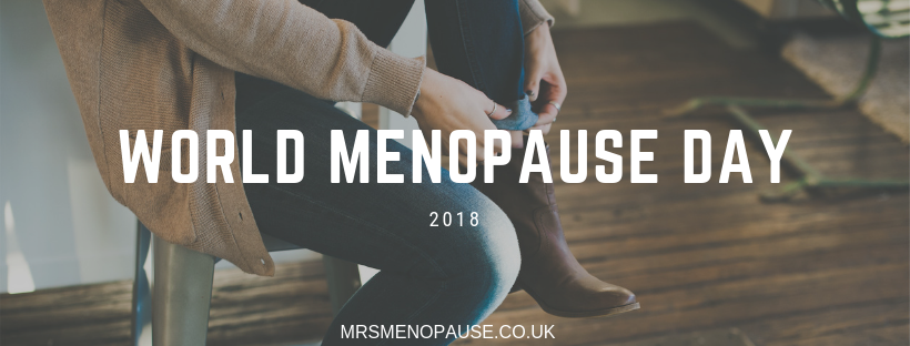World Menopause Day 2018